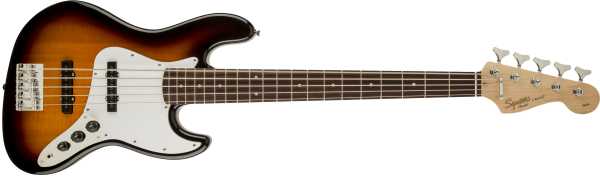 SQUIER AFFINITY SERIES™ JAZZ BASS® V (5-STRING) BSB