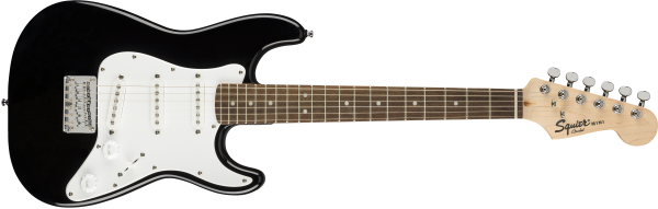 SQUIER MINI STRAT V2 BLACK