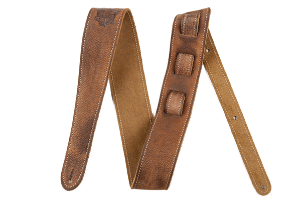 FENDER ROAD WORN® STRAP BROWN