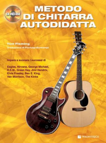 METODO DI CHITARRA AUTODIDATTA + CD FLEMING