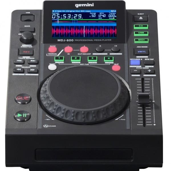 GEMINI MDJ 600
