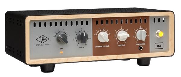 UAD OX AMP TOP BOX