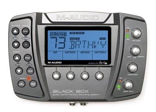 M-AUDIO BLACK BOX V.2