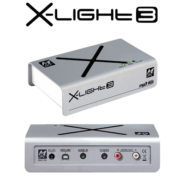 M-LIVE X-LIGHT 3