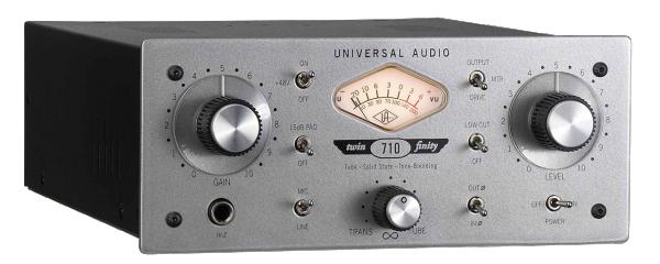 UAD 710 TWIN FINITY