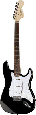 SQUIER AFFINITY SERIES™ STRATOCASTER® BLK RW