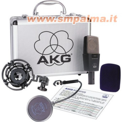 AKG C414 XLS NEW SERIES