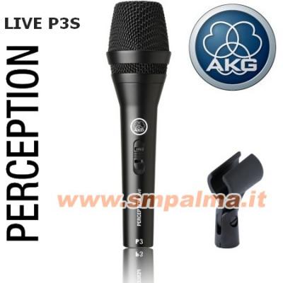AKG PERCEPTION LIVE P3S