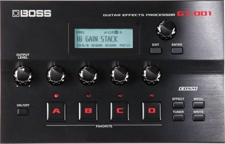 BOSS GT001
