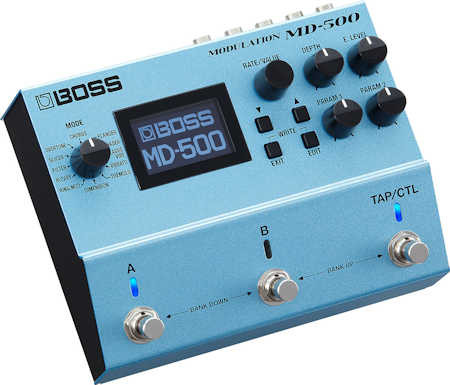 BOSS MD500