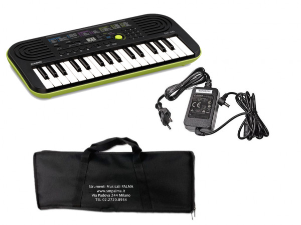 BUNDLE BACK TO SCHOOL CASIO SA-46