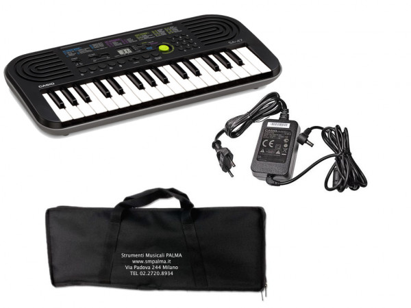 BUNDLE BACK TO SCHOOL CASIO SA-47