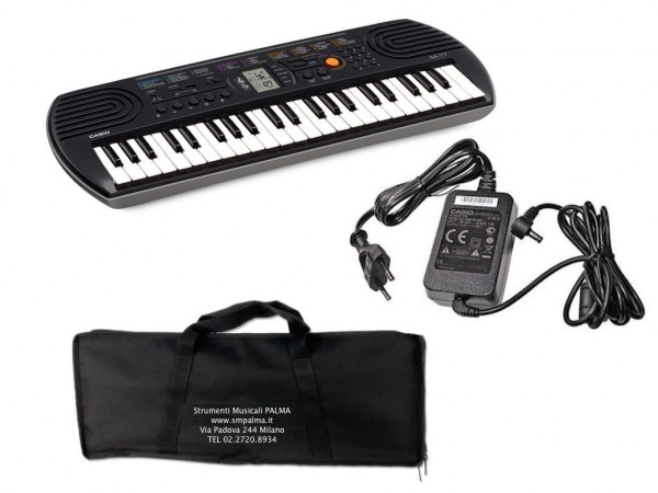 BUNDLE BACK TO SCHOOL CASIO SA-77