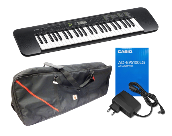BUNDLE CASIO CTK-240