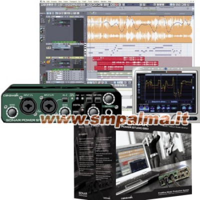 CAKEWALK  POWER STUDIO 660 EX-DEMO