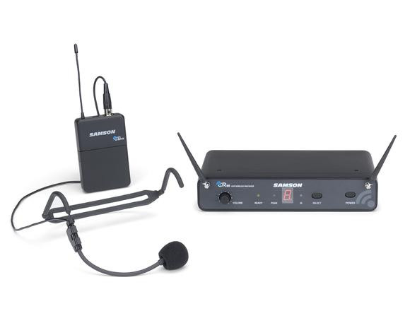 SAMSON CONCERT 88 UHF FITNESS SYSTEM