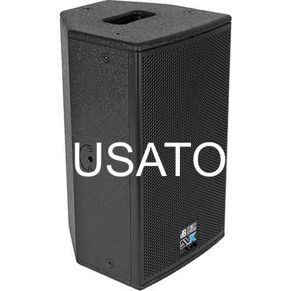 DB TECHNOLOGIES DVX D10 USATO