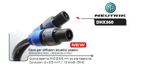 PROEL DHX360 LU15