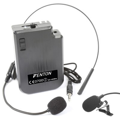 VONYX AG0049 WIRLESS VHF HEADSET 201.400 Mhz