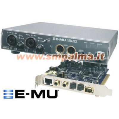 E-MU  1820 PCI USATO