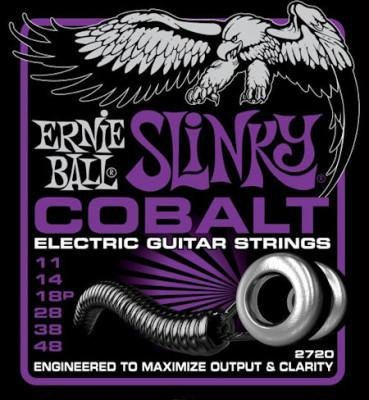 ERNIE BALL COBALT 2720