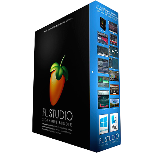 FL STUDIO 20 SIGNATURE BUNDLE