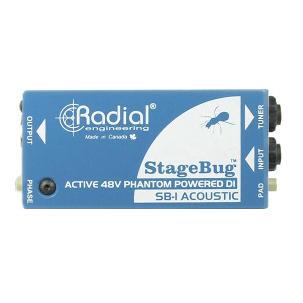 RADIAL STAGEBUG™ SB-1