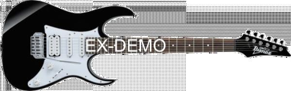 IBANEZ GRG140-BKN EX-DEMO