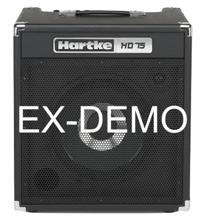 HARTKE HD75 EX-DEMO