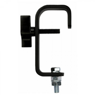 HIGHLITE HEAVY DUTY PIPE CLAMP BLACK