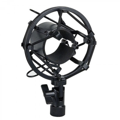 HIGHLITE MICROPHONE HOLDER BLACK
