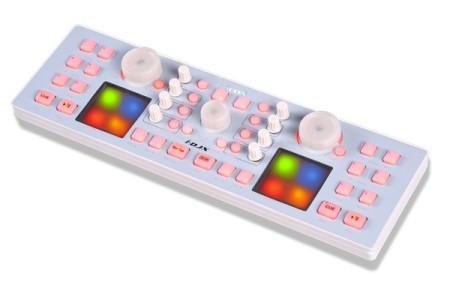 ICON  I-DJ X WHITE