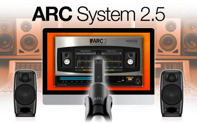 IK ARC SYSTEM 2.5