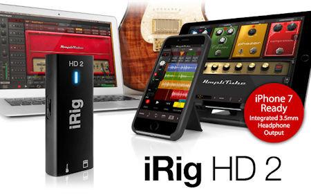 IK IRIG HD 2