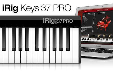 IK IRIG KEYS 37 PRO USB