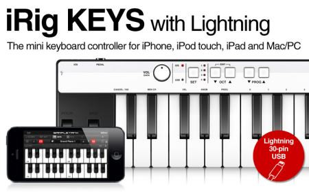 IK IRIG KEYS LIGHTING