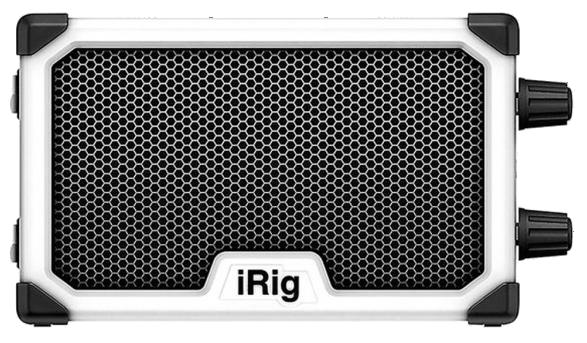 IK IRIG NANO AMP WHITE
