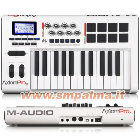 M-AUDIO AXIOM 25 PRO