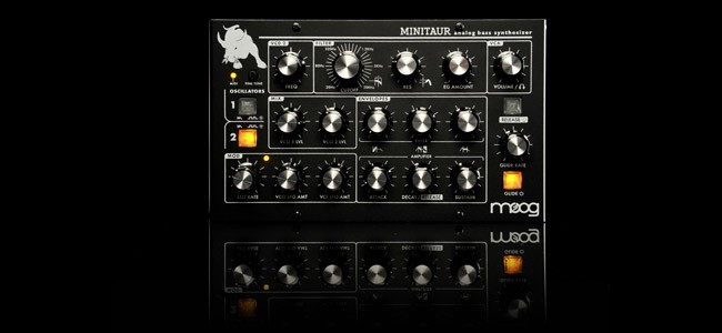 MOOG MUSIC MINITAUR REV2