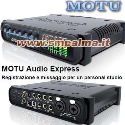 MOTU AUDIO EXPRESS HYBRID