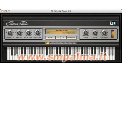 NATIVE INSTRUMENTS ELEKTRIK PIANO 1.5