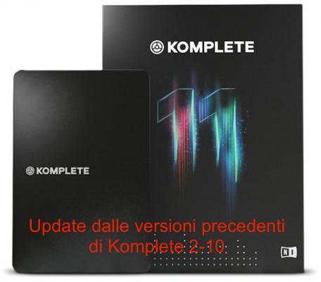KOMPLETE 11 UPDATE