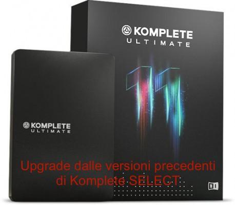 KOMPLETE 11 ULTIMATE UPGRADE SELECT