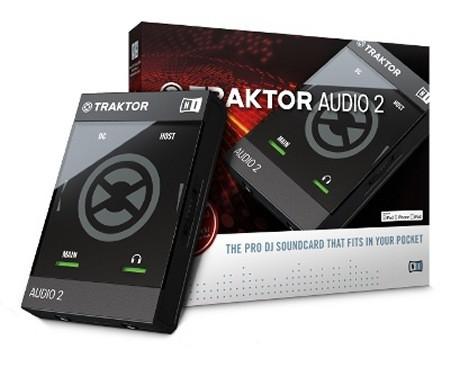 NI TRAKTOR AUDIO 2 MK2