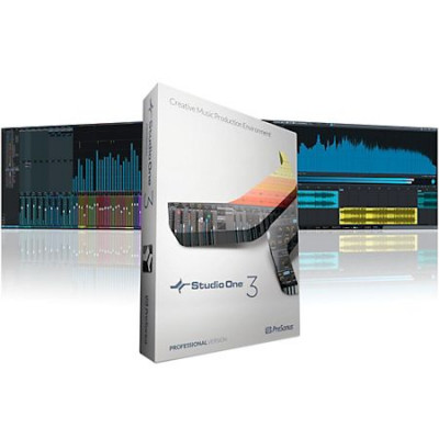 PRESONUS STUDIO ONE PROFESSIONAL 3 DOWNLOAD