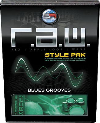RAW BLUES GROOVES
