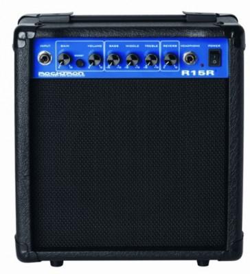 ROCKTRON R15 BLUE DIGITAL REVERB
