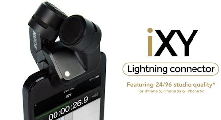 RODE IXY LIGHTNING