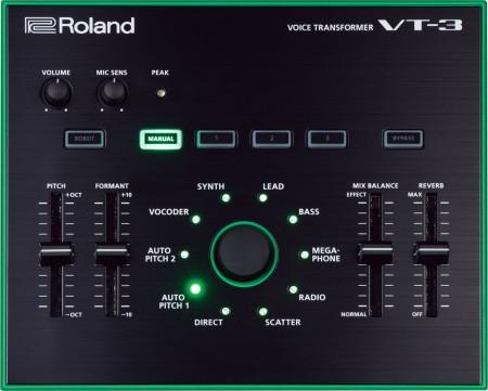 ROLAND AIRA VT3
