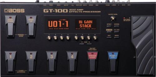 BOSS GT100 Version 2